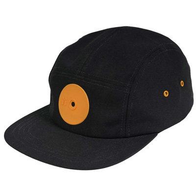 Mr. Serious Orange Medium Fat Cap