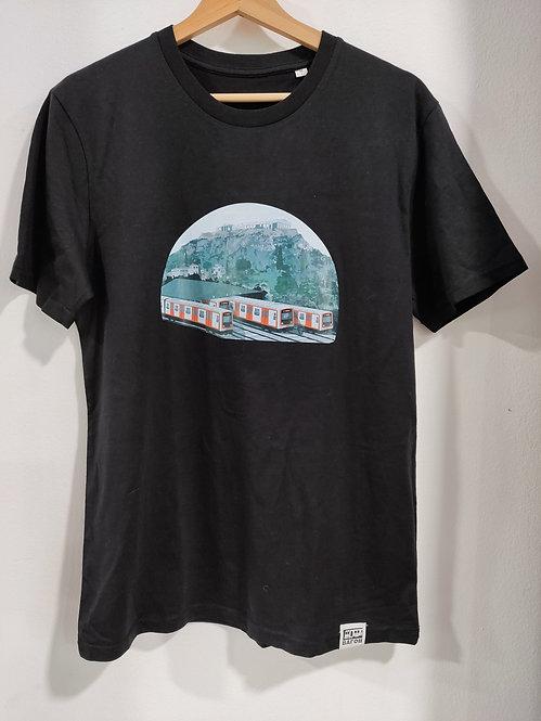 Wagon T-shirt Train Depot