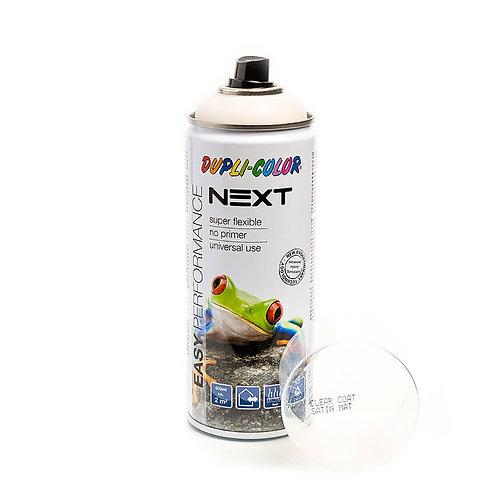 Dupli-color Next Varnish Spray Matt