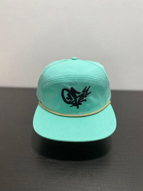 0511  5-Panel Hat Mint