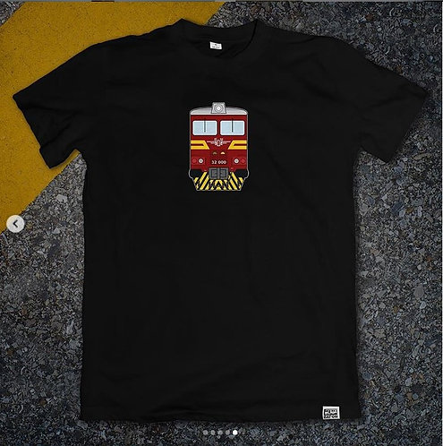 Wagon T-shirt RVR