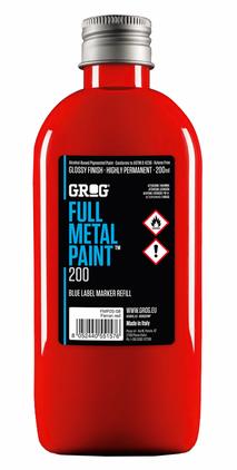 GROG FULL METAL PAINT
