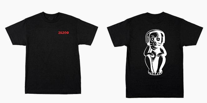 T-shirt 2&200 Podcast