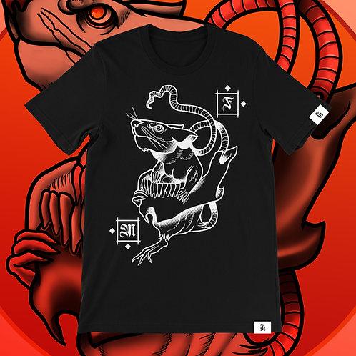 FoulMouth T-shirt Rat