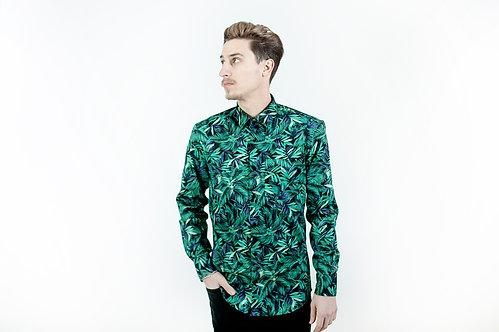 Shirtwise Men Shirt Jungle