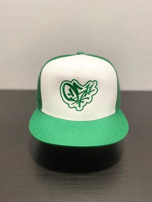 0511 Trucker Hat Green