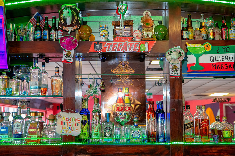Mexican Food Place