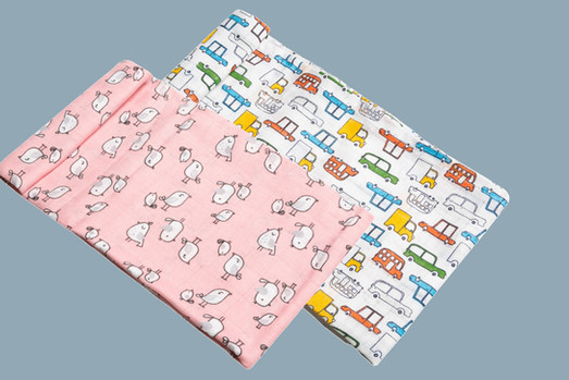 Baby Muslin - Swanddles
