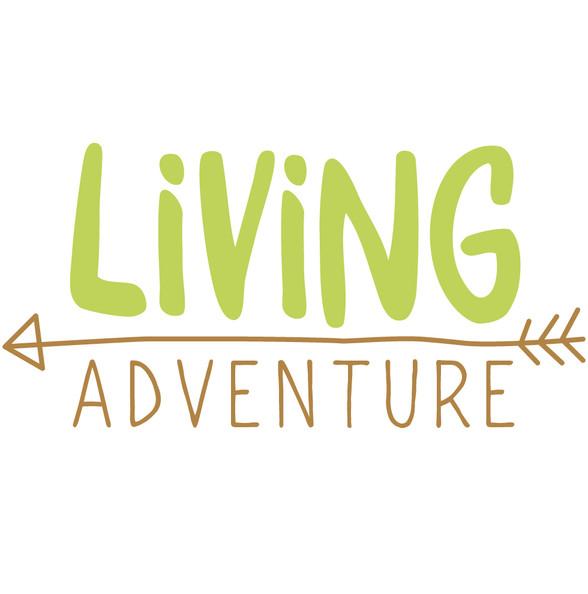 Living Adventure Logo