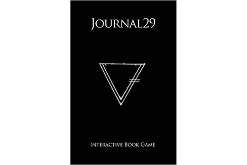 Journal 29 - Interactive book game