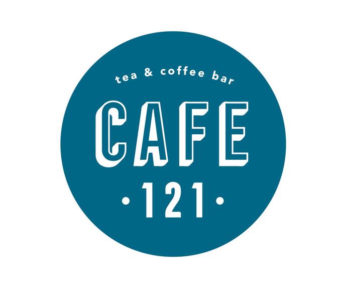 Cafe 121 logo