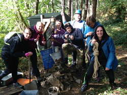 Puzzlewoods,outdoor corporate day