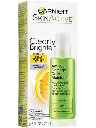 Clearly Brighter Anti-Sun Damage Daily Moisturizer