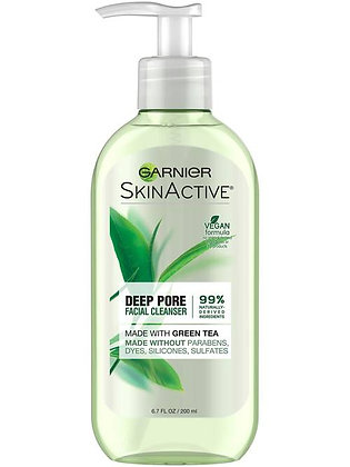 Deep Pore Face Wash with Green Tea