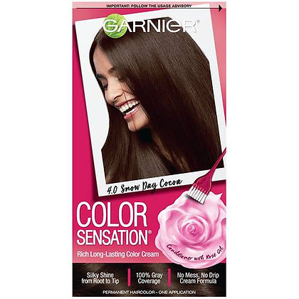 Color Sensation Hair Dye