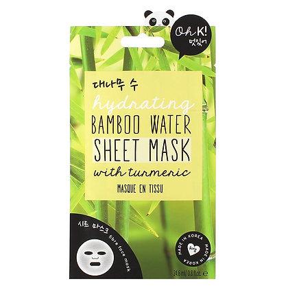 Oh K! Bamboo Turmeric Sheet Mask