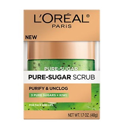 L'Oreal Skin Expert Purify & Unclog Kiwi Scrub