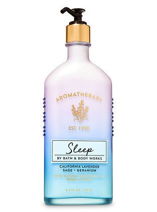 Aromatherapy Sleep Body Lotion