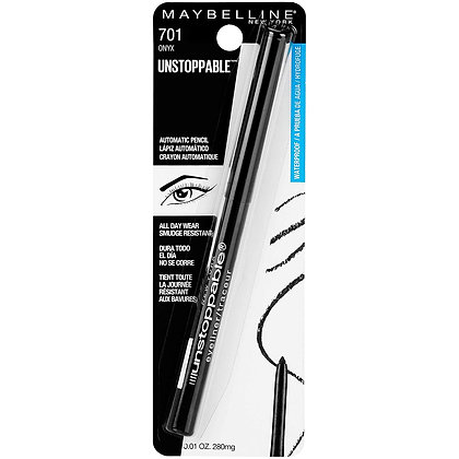 Unstoppable Mechanical Waterproof Eyeliner
