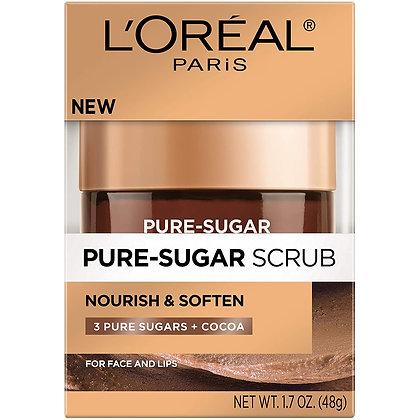 L'Oreal Paris Pure Sugar Scrub Cocoa