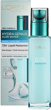Hydra Genius Aloe Water-Normal/Dry