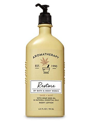 Aromatherapy Restore Essential Body Lotion