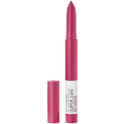 Superstay Ink Crayon Matte Lipstick