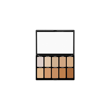 Sacha Cosmetics Cream Foundation Palette