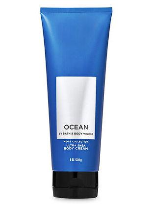 Ocean Body Cream (Men's Collection)