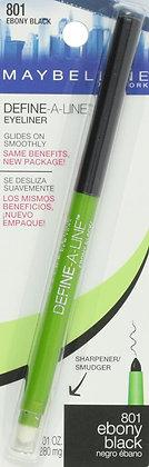 Define A-Line Eyeliner Black