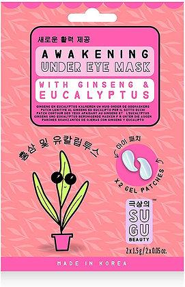 SUGU Korean Awakening Under Eye Gel Masks