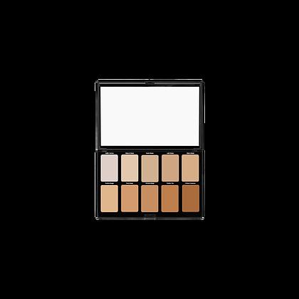 Sacha Cosmetics Cream To Powder Palette