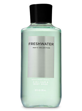 Fresh Water Body Wash (Men's Collection)