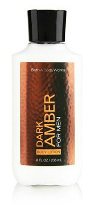 Dark Amber Body Lotion (Men's Collection)