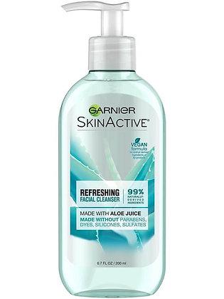 Refreshing Facial Wash with Aloe
