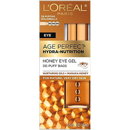 Skincare Age Perfect Hydra Nutrition Eye Gel with Manuka Honey and Nurturing Oil