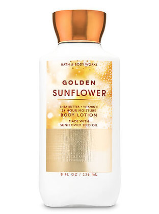 Golden Sunflower Body Lotion