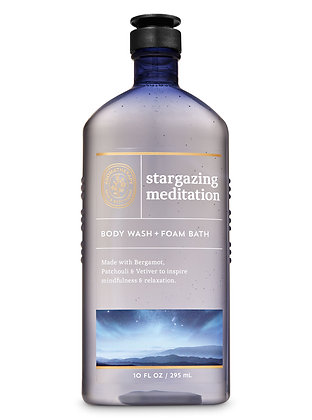 Aromatherapy Stargazing Meditation Body Wash