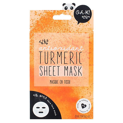 Oh K! Turmeric Mask