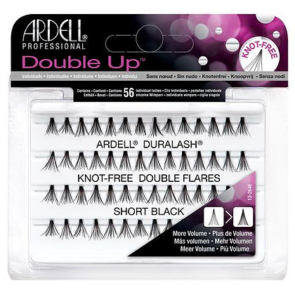 Ardell Duralash Double Up Individuals Knot Free