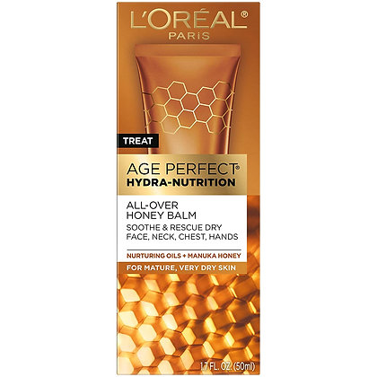 L'Oreal Paris Age Perfect Hydra-Nutrition All-Over Balm with Manuka Honey Extra