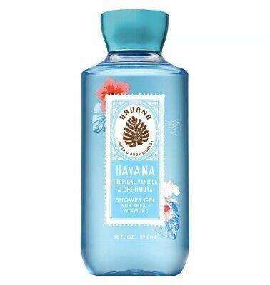Havana Tropical Shower Gel