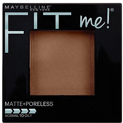 Fit Me Matte+Poreless Pressed Face Powder