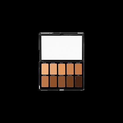 Sacha Cosmetics Pro Powder Foundation Palette