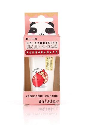 Sugu Panda Hand Cream Pomegranate