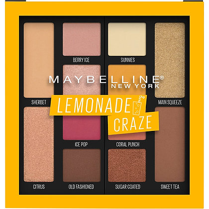Lemonade Craze Eyeshadow Palette