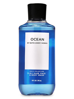 Ocean Body Wash (Men's Collection)
