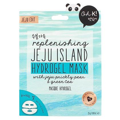 Oh K! Jeju Island Hydrogel Mask
