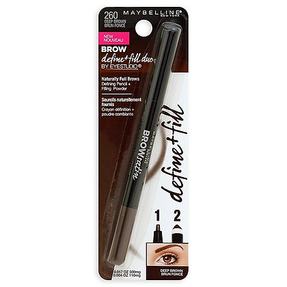 Eyestudio Brow Define+Fill Duo