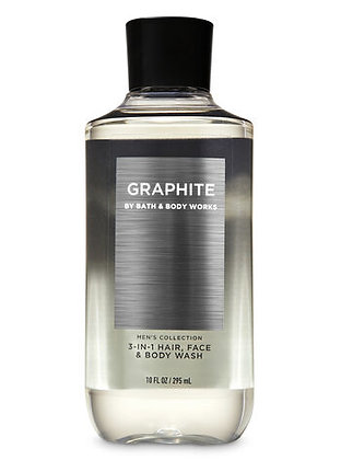 Graphite Body Wash (Men's Collection)